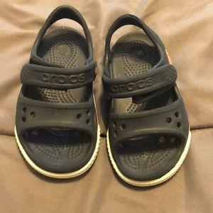 Baby crocs sandals